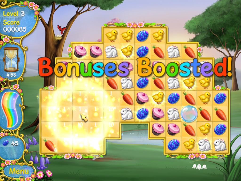 Spring Bonus Screenshot